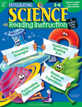 INTEGRATING SCIENCE W/ READ 5-6