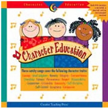 CHARACTER EDUCATION CD