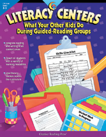 LITERACY CENTERS GR 3-5