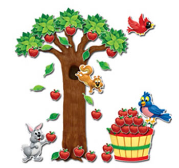 APPLE TREE BB SET