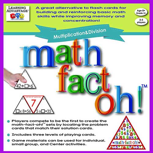 MATH FACT OH MULTIPLICATION &