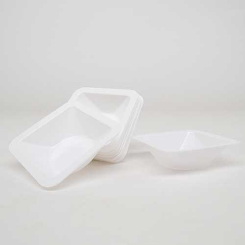Weigh Boat Plastic pkg. 25
