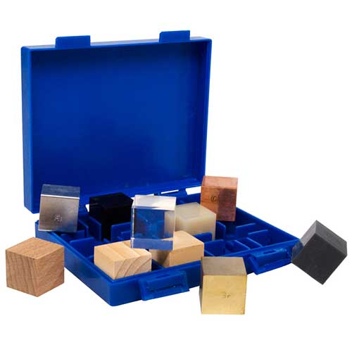 Density Blocks set of 10