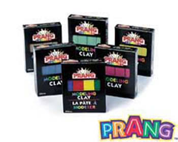 PRANG MODELING CLAY ASSORTED