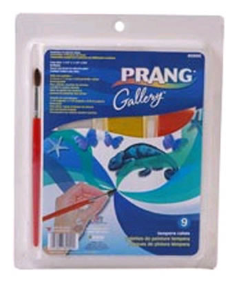 PRANG GALLERY TEMPERA CAKE SET