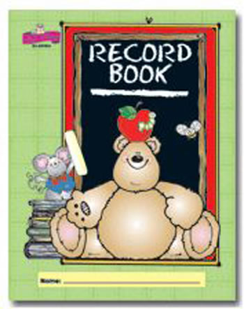 DJ INKERS RECORD BOOK
