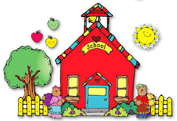 BB SET SCHOOLHOUSE