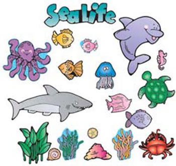 SEA LIFE BB SETS-EARLY LEARNING