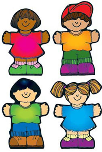 KIDS CUT-OUTS ASSORTED