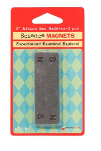 3IN BAR MAGNETS SET OF 2