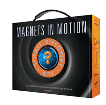 MAGNETS IN MOTION