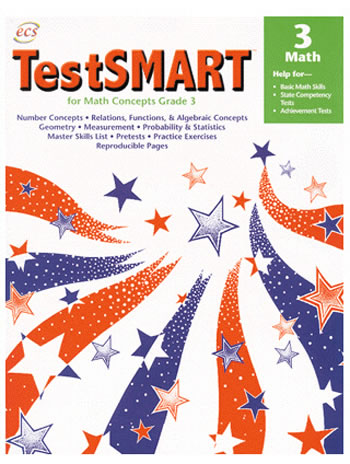 TESTSMART MATHEMATICS GR 3 MATH