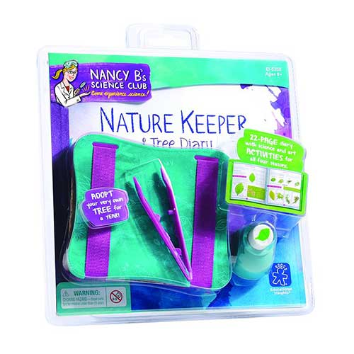 NANCY BS SCIENCE CLUB NATURE KEEPER