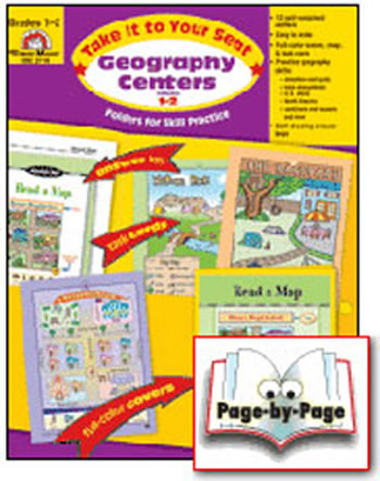 GEOGRAPHY CENTERS GR 1-2
