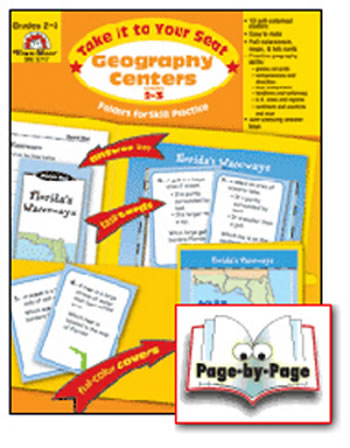 GEOGRAPHY CENTERS GR 2-3