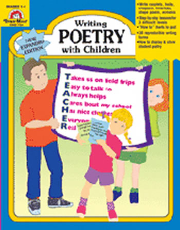 WRITING POETRY WITH CHILDREN GR 1-6
