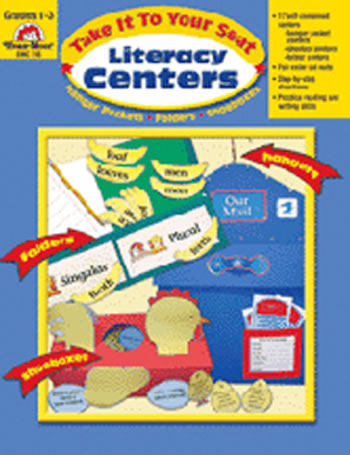 LITERACY CENTERS GR 1-3