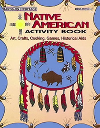 ACTIVITY BOOK NATIVE AMERICAN GR