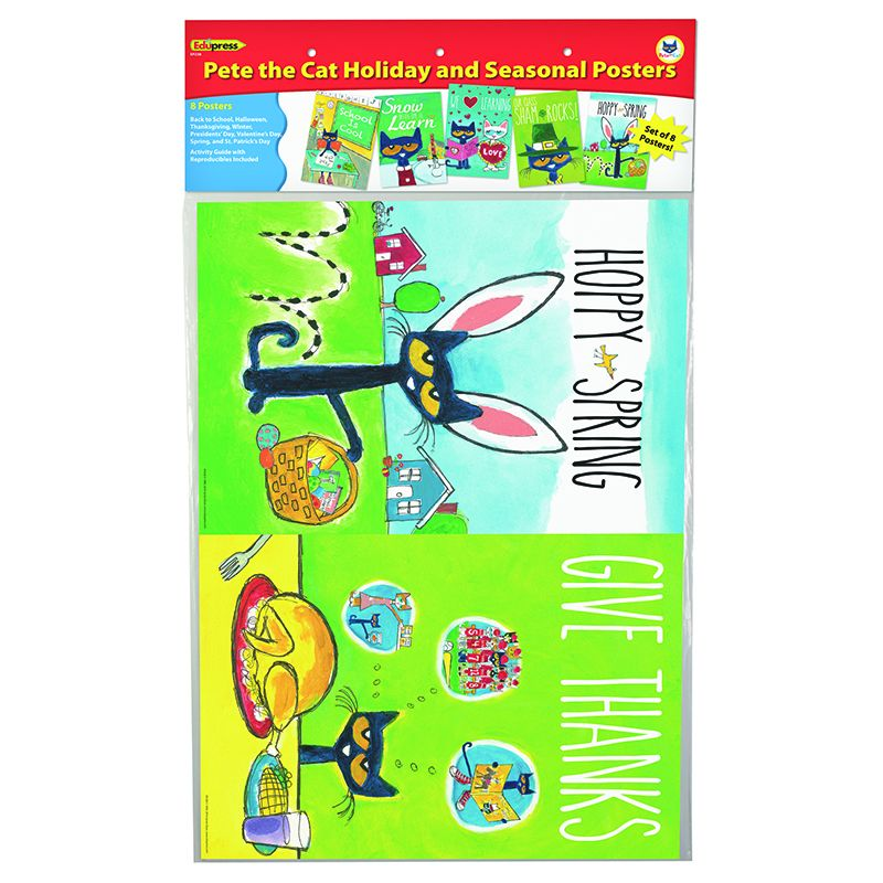 PETE THE CAT HOLIDAY AND SEASONAL