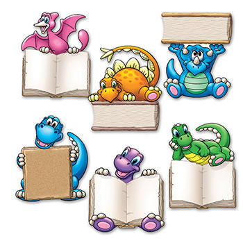 DINO READERS MINI ACCENTS
