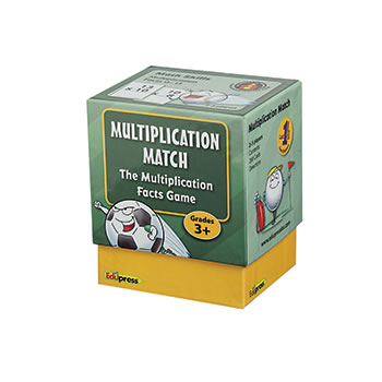 MULTIPLICATION MATCH LAST ONE