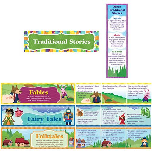 FAIRY TALES FOLKTALES AND FABLES