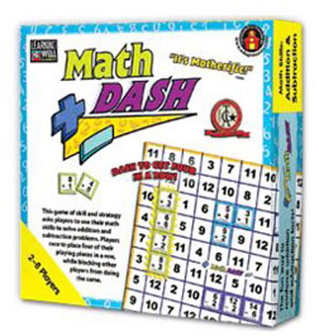 MATH DASH ADDITION & SUBTRACTION