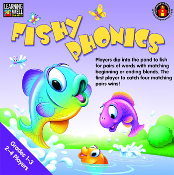 FISHY PHONICS BEGINNING AND ENDING