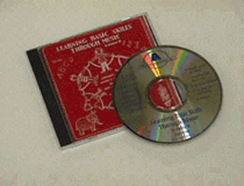 LEARNING BASIC SKILLS THRU MUSIC CD