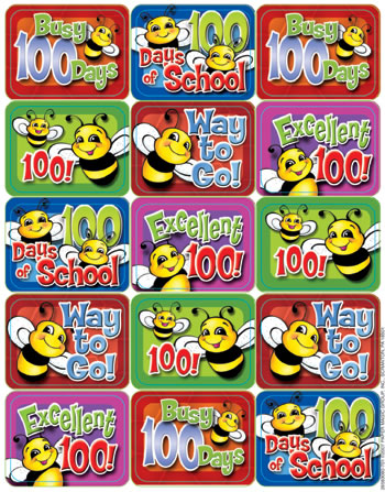 100 DAYS OF SCHOOL BEES SUCCESS
