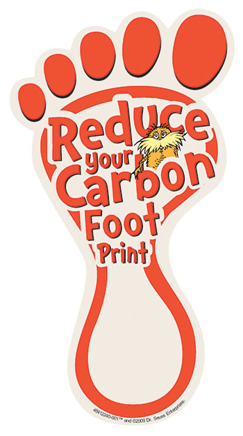 THE LORAX PROJECT CARBON FOOTPRINT