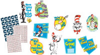 CAT IN THE HAT READING GOAL KIT