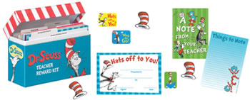 CAT IN THE HAT TEACHER REWARD KIT