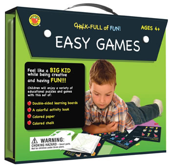EASY GAMES LEARNING ACTIVITIES