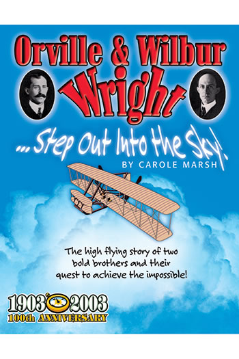 ORVILLE & WILBUR WRIGHT STEP OUT