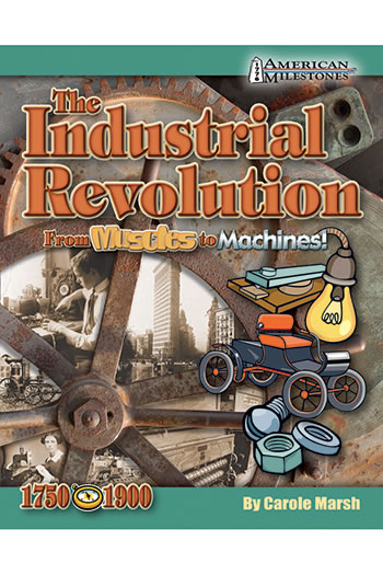 THE INDUSTRIAL REVOLUTION FROM