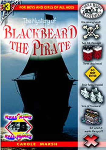 MYSTERY OF BLACKBEARD THE PIRATE