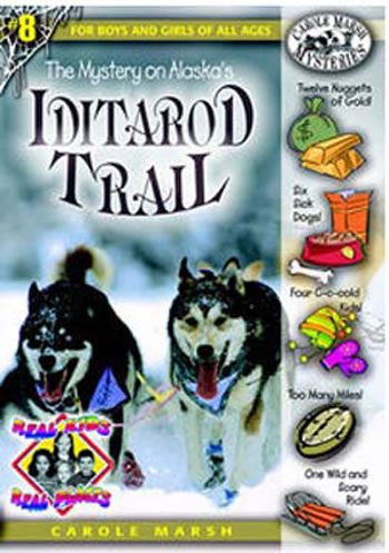 THE MYSTERY ON ALASKAS IDITAROD