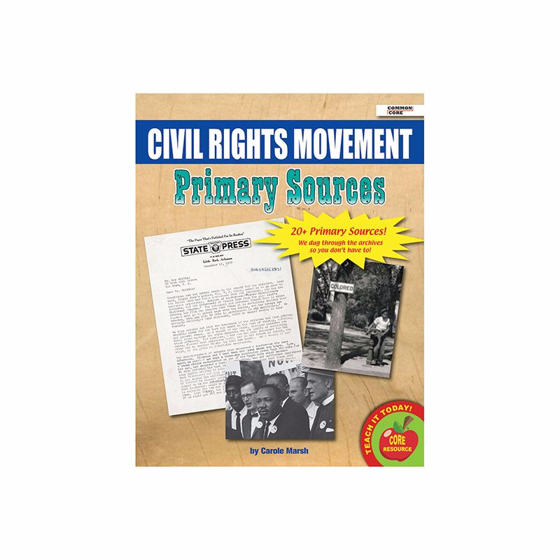 PRIMARY SOURCES CIVIL RIGHTS