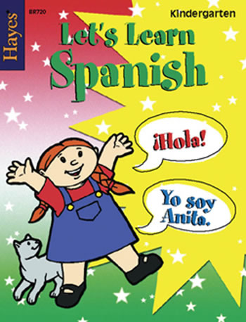 LETS LEARN SPANISH GR-K