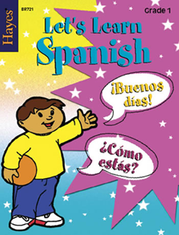 LETS LEARN SPANISH GR 1