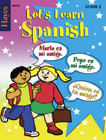 LETS LEARN SPANISH GR 2