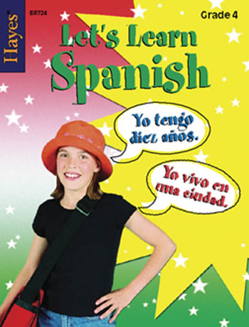 LETS LEARN SPANISH GR 4
