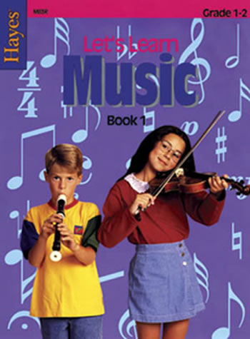 LETS LEARN MUSIC BOOK 1 PRIMARY