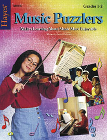 MUSIC PUZZLERS BOOK 1 GR 1-2