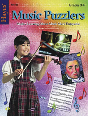 MUSIC PUZZLERS BOOK 2 GR 3-4