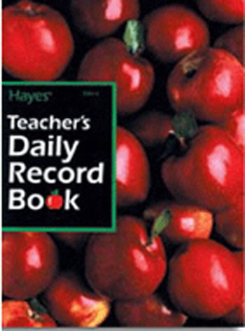TEACHERS DAILY RECORD BOOK 40