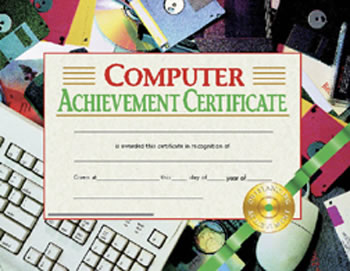 COMPUTER ACHIEVEMENT 30/PK 8.5X11