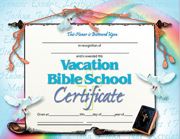 VACATION BIBLE SCHOOL SET OF 30