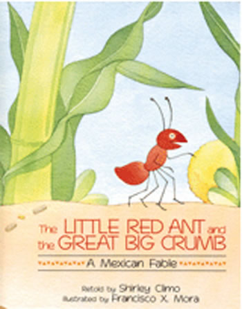 THE LITTLE RED ANT & THE GREAT BIG